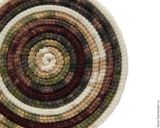 Шарфы и шарфики ручной работы. Ярмарка Мастеров - ручная работа. Купить ШарфоБусы Lasso Pine. Handmade. Украшение на шею