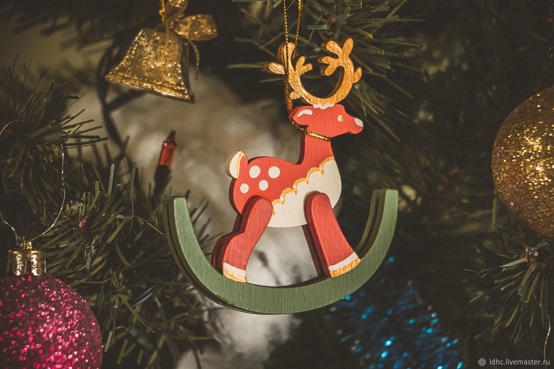 как-то бабушкой новогодние деревянные игрушки на елку фото творческая карьера