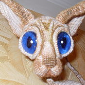 Куклы и игрушки handmade. Livemaster - original item Sphinx bald cat. Handmade.
