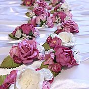 Свадебный салон ручной работы. Ярмарка Мастеров - ручная работа Браслеты подружек невесты. Handmade.