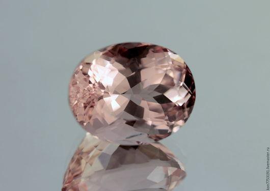 Для украшений ручной работы. Ярмарка Мастеров - ручная работа. Купить МОРГАНИТ (РОЗОВЫЙ ИЗУМРУД). Handmade. Розовый, полудрагоценные камни