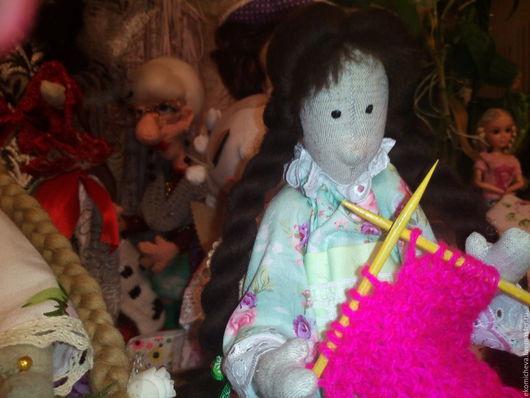 Подвески ручной работы. Ярмарка Мастеров - ручная работа. Купить Куклы рукодельницы. Handmade. Комбинированный, стеганое одеяло, одеяло