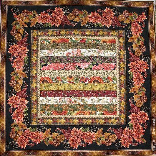 """Текстиль, ковры ручной работы. Ярмарка Мастеров - ручная работа. Купить Скатерть лоскутная """"Цветы""""(пэчворк, салфетка, столовый текстиль). Handmade."""