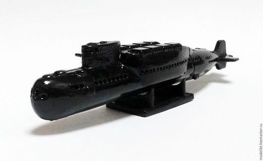 Компьютерные ручной работы. Ярмарка Мастеров - ручная работа. Купить флешка подводная лодка проект 667БД Мурена-М. Handmade.