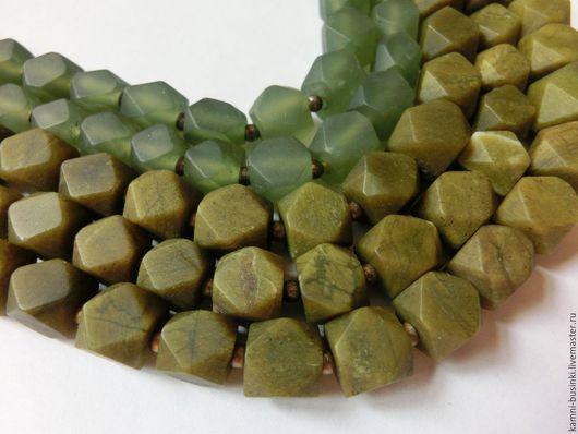 Афганский натуральный Нефрит бусина. Бусины нефрита для колье, нефритовые бусины рондели для браслетов, мятный нефрит бусины для серег.