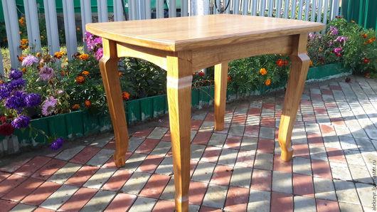 Мебель ручной работы. Ярмарка Мастеров - ручная работа. Купить Стол. Handmade. Бежевый, мебель ручной работы, стол из сосны