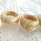 Украшения handmade. Livemaster - original item Ring ivory womens. Handmade.