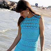 Одежда ручной работы. Ярмарка Мастеров - ручная работа Tenerife (Vanessa Montoro) (из 100% шелка). Handmade.