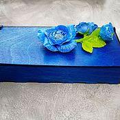 Подарки к праздникам handmade. Livemaster - original item Banknote with Druze quartz and flowers from cold China. Handmade.