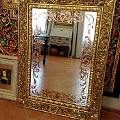 Для дома и интерьера ручной работы. Ярмарка Мастеров - ручная работа Зеркало Венеция классическое. Handmade.