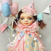 Куклы и игрушки ручной работы. Ярмарка Мастеров - ручная работа Клоунесса Маша. Авторская кукла.. Handmade.