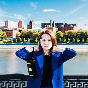 Фото ручной работы. Ярмарка Мастеров - ручная работа Фотосессия: Цвет настроения синий. Handmade.