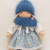 Куклы и игрушки handmade. Livemaster - original item Sofia doll, 42 cm at the Waldorf explanation. Handmade.