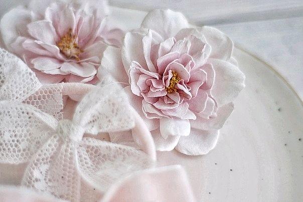 """Набор украшений для девочки """"Цветы и кружево"""", Заколки, Пенза,  Фото №1"""