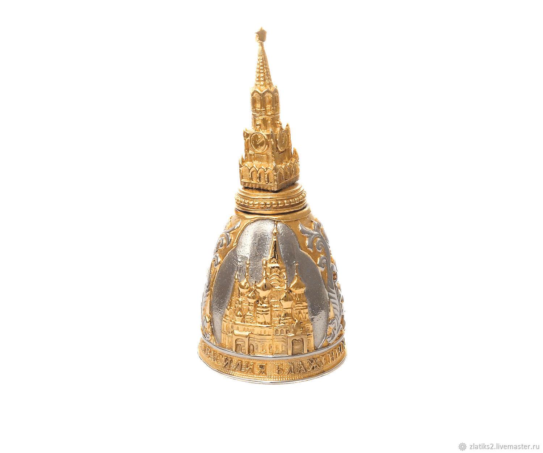 Коллекционный колокольчик z4679, Колокольчики, Златоуст,  Фото №1