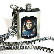 Сувениры и подарки handmade. Livemaster - original item Che Guevara lighter with symbols of the USSR. Handmade.