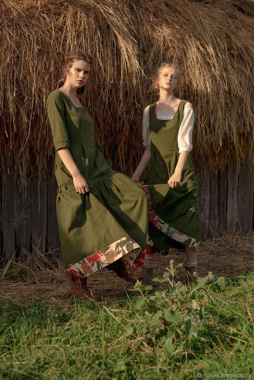 """Платье """"Высокие травы"""", Платья, Санкт-Петербург,  Фото №1"""