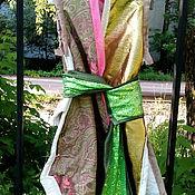 Одежда ручной работы. Ярмарка Мастеров - ручная работа утепленная женская жилетка-полупальто. Handmade.