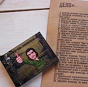 handmade. Livemaster - original item Cheques on desires for beloved to 23 February. Handmade.