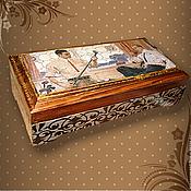 Для дома и интерьера handmade. Livemaster - original item Box - copernica