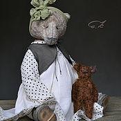 Куклы и игрушки ручной работы. Ярмарка Мастеров - ручная работа Сашенька. Handmade.