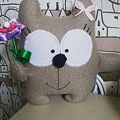 Куклы и игрушки ручной работы. Ярмарка Мастеров - ручная работа Мягкая игрушка. Handmade.
