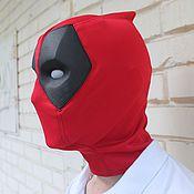 Clothing handmade. Livemaster - original item Mask Deadpool/ Deadpool mask. Handmade.