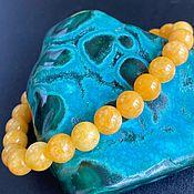 Фен-шуй и эзотерика handmade. Livemaster - original item Himalayan Gold Azeztulite Bracelet. Handmade.