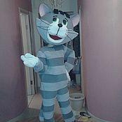 Дизайн и реклама ручной работы. Ярмарка Мастеров - ручная работа кот мотроскин. Handmade.