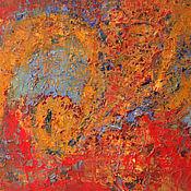 Картины и панно handmade. Livemaster - original item Oil painting in modern interior bright 60H80. Handmade.