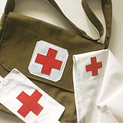 Для дома и интерьера handmade. Livemaster - original item Set for nurses. Handmade.