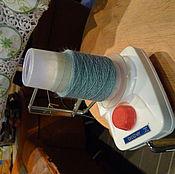 Материалы для творчества ручной работы. Ярмарка Мастеров - ручная работа моталка на конус+2 конуса. Handmade.