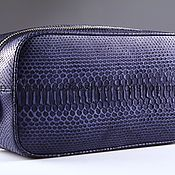 Сумки и аксессуары handmade. Livemaster - original item Travel bag for toiletries IMP0522C, travel bag. Handmade.