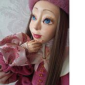 Куклы и игрушки ручной работы. Ярмарка Мастеров - ручная работа Будуарная кукла Даша. Handmade.