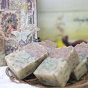 """Косметика ручной работы. Ярмарка Мастеров - ручная работа """"Теплый песок"""" мыло натуральное с глиной. Handmade."""
