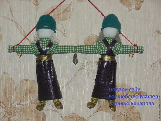 Народные куклы ручной работы.Ярмарка Мастеров- ручная работа. Обрядовая кукла Кузьма и Демьян.
