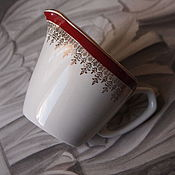 Винтаж handmade. Livemaster - original item Vintage English creamer, Myott, mark 1936-1958. Handmade.