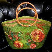 Сумки и аксессуары handmade. Livemaster - original item Handbag for Elf. Handmade.