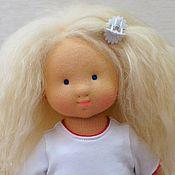 Куклы и игрушки ручной работы. Ярмарка Мастеров - ручная работа Малышка Облачко, 37 см. Handmade.