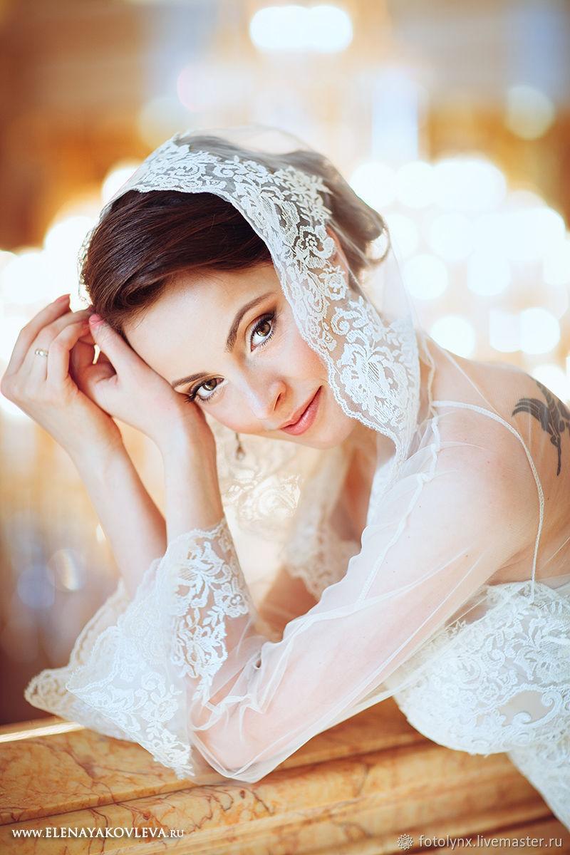 Фотограф на свадьбу. Портрет невесты, Фото, Москва, Фото №1
