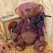 Куклы и игрушки ручной работы. Ярмарка Мастеров - ручная работа Мишка тедди . Фабиан  .. Handmade.