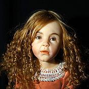 Куклы и игрушки ручной работы. Ярмарка Мастеров - ручная работа НИНА 62СМ. Handmade.