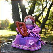 Куклы и игрушки ручной работы. Ярмарка Мастеров - ручная работа Арфеюшка. Handmade.