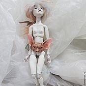 """Куклы и игрушки ручной работы. Ярмарка Мастеров - ручная работа Авторская Шарнирная кукла  """"Сусанна"""".. Handmade."""