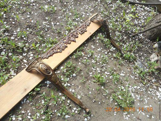 Реставрация. Ярмарка Мастеров - ручная работа. Купить ножки гнутые для консоли и столика. Handmade. Ножки гнутые, металл