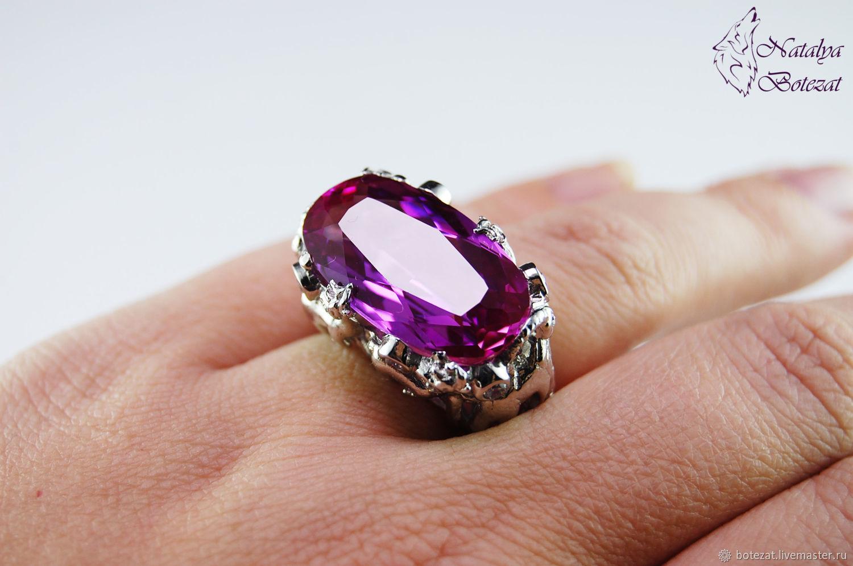 ... Кольцо с сапфиром, украшение с сапфиром, сапфировое кольцо, украшение в  подарок купить девушке ... 2e1ed01fcbd