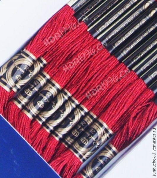 Дизайн интерьеров ручной работы. Ярмарка Мастеров - ручная работа. Купить Мулине Royl металлизированное (Effect Lumiere). Handmade.