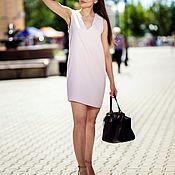 Одежда ручной работы. Ярмарка Мастеров - ручная работа Платье футляр, красивое платье на весну. Handmade.