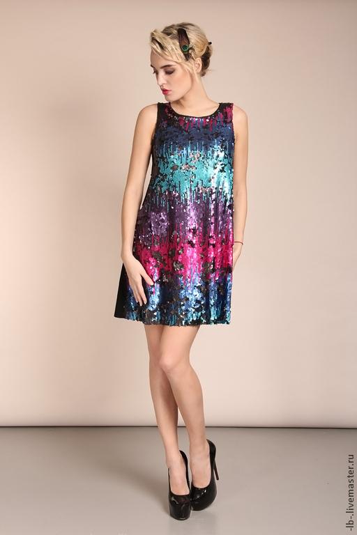 Схемы для вязанья платья