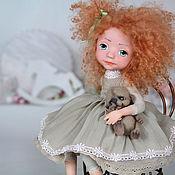 """Куклы и игрушки ручной работы. Ярмарка Мастеров - ручная работа Коллекционная кукла """"Юна"""". Handmade."""